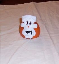 MCDONALD'S 1998 HAUNTED HALLOWEEN MCNUGGET BUDDY W/GHOST MASK  #4 IN SERIES