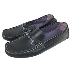 Cole Haan Driving Loafers Moccassins Shoes Womens Size 6B Black