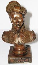Albert De Vine - Cold Cast Bronze Bust - Shakespeares Rosalind - Finely Detailed