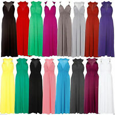 Unbranded Viscose V Neck Maxi Dresses for Women