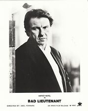"Bad Lieutenant ""Harvey Keitel"" 1992 Original U.S. 8x10 B&W press still photo"