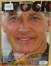 Brock Magazine Issue 1 Rare Very Good Condition