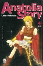 manga STAR COMICS ANATOLIA STORY numero 4