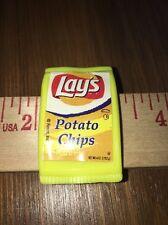 Vintage! 1990's Mattel Barbie Fun Fixin' Replacement Part-Lay's Potato Chips