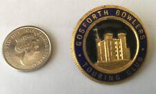 Gosforth Bowlers Tourers Club Metal Pin Badge