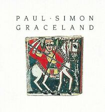 Paul Simon -- Graceland -  CD - near MINT -