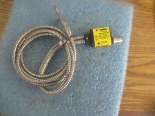 Banner Model: SM312FP1QD Mini-Beam Fiber w/ Banner IA13S Accessory Cables <