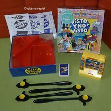 Klatsch Fix Mickey for Kids (Disney Monster Mix) Reaktionsspiel MB ©1996 Rar Top