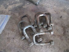 8ft Aermotor  Windmill A-602 Spoke Clamp U-Bolt, one or more U-Bolts, A48