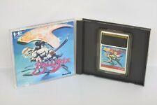 BALLISTIX Ref 128 PC-Engine Hu PCE Grafx Japan Game pe