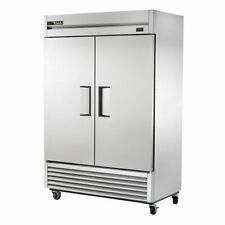 "True Refrigeration T-49F-Hc 54"" Two Section Reach-In Freezer, 2 Doors, 115v"