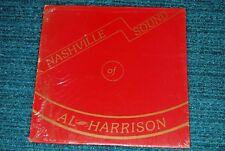 NEW SEALED! AL HARRISON Nashville Sound PRIVATE LP Signed!