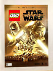 """LEGO STAR WARS The Force Awakens Deluxe Edition Gold Promo Poster 15.5"""" x 22"""""""