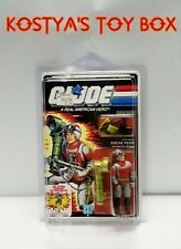 GI Joe SNEAK PEEK 1987 MOC MOSC Hasbro New Vintage Factory Sealed Action Figure