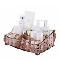 Makeup Organizer Cosmetics Storage Box Acrylic Bathroom Desk Accessories Storage