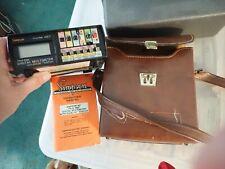 Simpson 467 True Rms Digital Multimeter Manual Case Untested