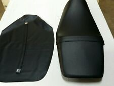HONDA(n11)  CBR600 F2/F3 1991 TO 1996 MODEL Seat Cover WITH STRAP  BLACK (H229)