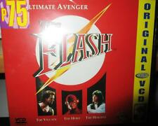 FLASH THE ULTIMATE AVENGER ORIGINAL VCD DVD MOVIE out of print