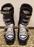Nordica GT-S 10 Ski Boots, 315mm Soles, Mondo 27 -27.5, Men 9-9.5, Women 10-10.5