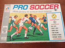 Pro Soccer A Milton Bradley Game, 1968, Complete game
