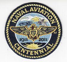 NAVAL AVIATION CENTENIAL SHOULDER PATCH