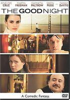 The Good Night (DVD, 2008) Penélope Cruz, Danny Devito, Gwyneth Paltrow