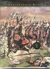 BY FORCE OF ARMS - Austrian Army in  7 Years War ,   by  Chris Duffy  HB/dj new