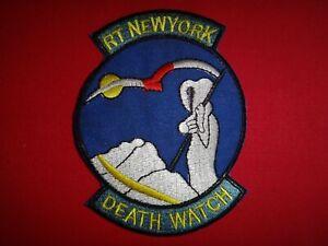 Vietnam War Patch US 5th SFGrp MACV-SOG RT NEW YORK CCC DEATH WATCH