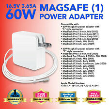 """60W For Apple MacBook Pro 13"""" AC Power Adapter Charger A1181 A1278 2009-2011"""