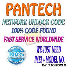 PANTECH UNLOCK CODE AT&T USA Pantech Impact P7000