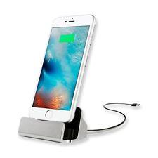 Dock Station d'Accueil Chargeur avec câble pour iPhone 7 7 plus 6 6S 5 5C 5S