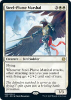 Steel-Plume Marshal x4 Magic the Gathering 4x Jumpstart mtg card lot