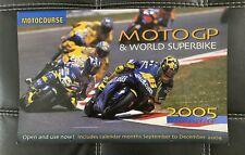 Moto GP  WSBK  2005 Calendar Nicky Hayden # 69 Valentino Rossi #46