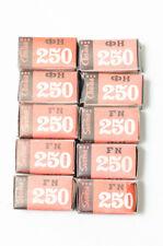 5 rolls 35m black and white film Svema FN250 (Foto250) Soviet expired film