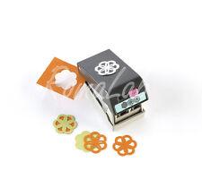 PUNCH PERFORATORE multiplo 3 FORME DIVERSE per FIORE 3D EK tools SCRAPBOOKING