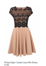 Gorgeous Phase Eight Fit & Flare Cassie Dress -Stunning!  BNWT 12  RRP £140.00