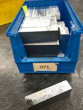 """Präziser Aluminium ZUSCHNITT /""""15mm/"""" Plangefräst Frei wählbar AW-5083 AlMg4,5Mn"""