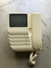URMET DOMUS Scout monitor videocitofono b/n semi incasso 1204
