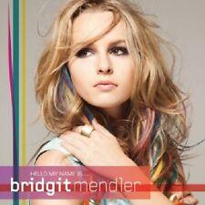 BRIDGIT MENDLER - HELLO MY NAME IS...  CD  12 TRACKS INTERNATIONAL POP  NEU