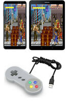USB OTG Controller Gamepad SNES Nintendo For Android SmartPhone Tablet PC MAC