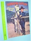 USED VINTAGE, Hopalong Cassidy Coloring Book, Abbott Rare Cover W/ William Boyd