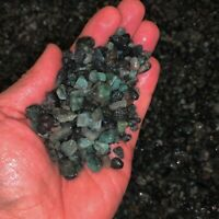 500 Carat Lots of SMALL Natural Emerald Rough + a FREE faceted gemstone