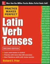 Latin Verb Tenses (Paperback or Softback)