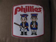VINTAGE MLB 1960'S/70'S PHILADELPHIA PHILLIES WINDOW/GLASS STICKER DECAL UNUSED