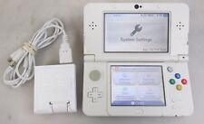 Nintendo New 3DS White Super Mario Limited Edition System Console