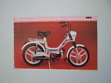 - RITAGLIO DI GIORNALE ANNO 1982 - MBM PONY 50