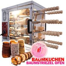 Profi Baumstriezel Ofen / Hörnchenautomat / Baumstriezel Grill 3200W