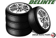 4 X New Delinte DH2 205/55R16 94W Durable All Season Performance Tires 205/55/16