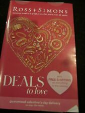 ROSS SIMONS JEWELRY CATALOG 2019 DEALS TO LOVE FABULOUS JEWELRY BRAND NEW