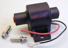 facet 12v electric fuel pump  suit petrol /diesel c/w 8mm hose  tails